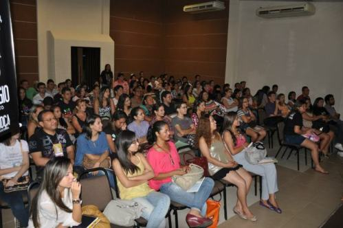 Participação dos estudantes é a marca do sucesso do EnComFaC 2012