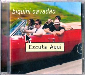 O CD com músicas inéditas.