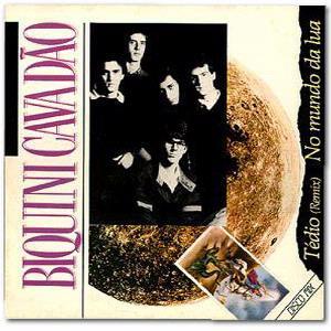 LP  Mundo da Lua, gravado em Setembro de 1985.