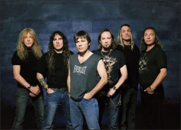 Formação atual da banda.