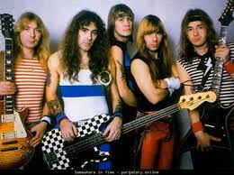 Formação inicial da banda.