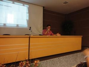 Webjornalista debate sobre temas atuais da comunicação