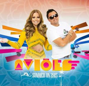 Aviões do Forró no Summer On 2015
