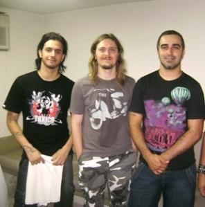 Membros desde a formação da banda