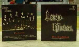 """Primeiro CD da Banda Lord Metal """"Pra Te Adorar"""""""