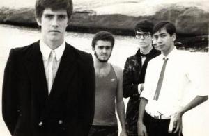 Primeira foto oficial da banda.