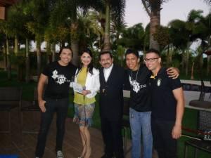 Em 2014, a banda é convidada para uma apresentação no programa Ceará Católico