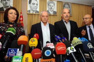 Personalidades representantes do Quarteto da Tunísia recebem Prêmio Nobel da Paz