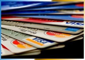 Os juros médios no cartão chegaram a 419,6% ao ano em fevereiro.