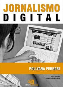 Livro de Pollyana Ferrari - Jornalismo Digital