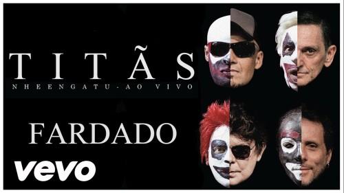 A banda Titãs escolheu o Palco do Ceará Music 2016 para lançar seu novo trabalho, Nheengatu.
