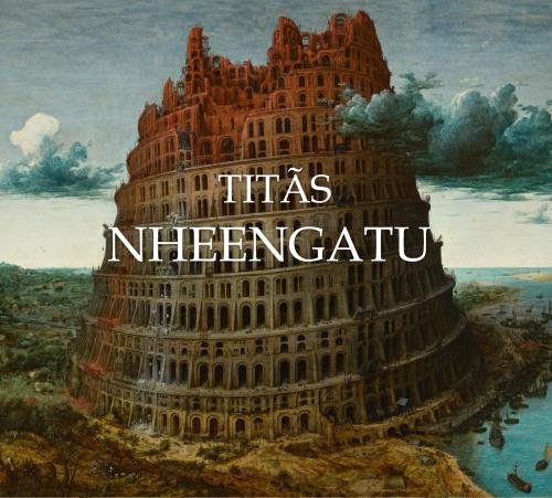 Nheengatu contém 14 faixas (sucessos novos e antigos) e está disponível em plataformas digitais