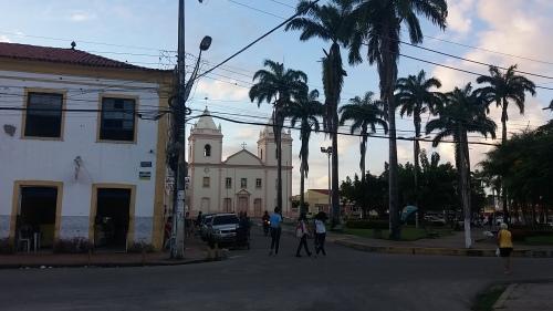 Igreja Matriz de Nossa Senhora da Penha - Maranguape-CE. Foto Dadynha Saturnino