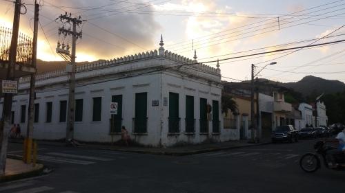 Casa de Cultura Capistrano de Abreu - Sede da FITEC - Maranguape-CE. Foto Dadynha Saturnino