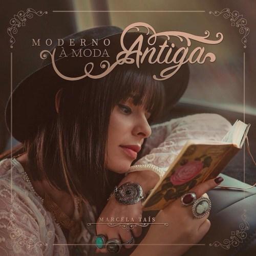 Capa do seu segundo CD - Moderna a moda antiga, lançado no final de 2015