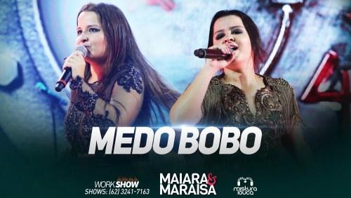 Medo Bobo é uma das músicas da dupla com maior número de visualizações na internet.
