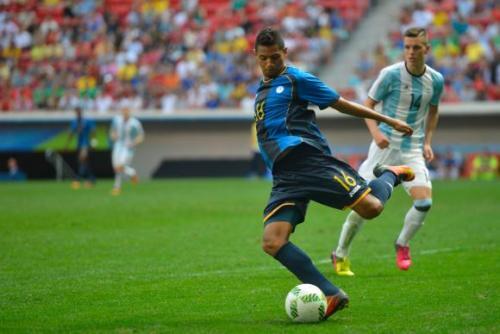 Argentina perde para Honduras em Rio 2016 Créditos: Agência Brasil
