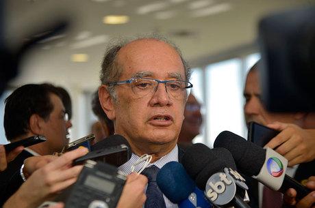 Gilmar Mendes afirmou que a Lei da Ficha Limpa foi mal feita José Cruz/30.06.2016/Agência Brasil