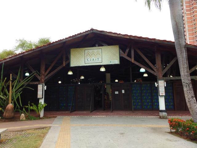 Centro de Artesanato do Ceará (CEART) oferece variedades em artefatos regionais