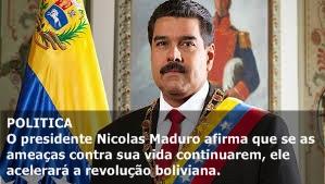 Nicolas Maduro LEGENDADO