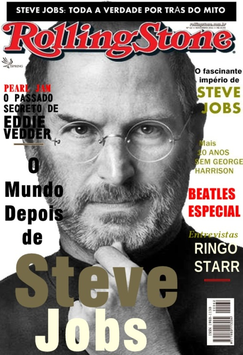 capa da revista jobs 22