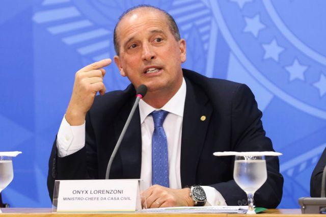 Onyx - europeus usam discurso ambiental como barreira ao Brasil